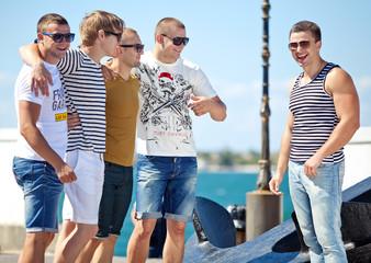 group men friendship
