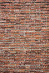 Perfect brick wall texture