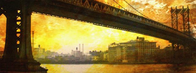 NYC Bridge Painting