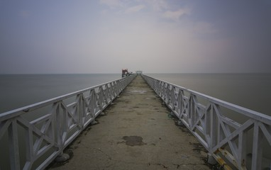 Services Jetty to the Sea