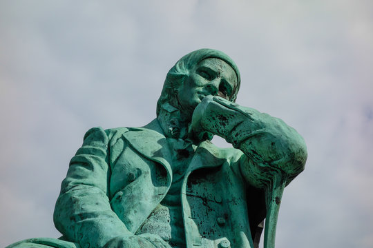 Robert Schumann Denkmal