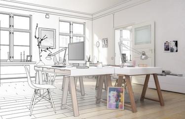Atelier (Zeichnung)