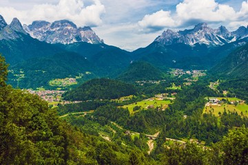 Italian Dolomites Living