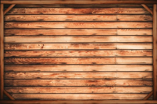 Wooden Crate Background