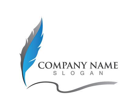 Pen write office logo