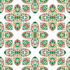 Acrylic Prints Moroccan Tiles Portuguese tiles