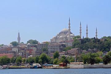Eminonu in IStanbul, Turkey.