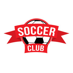 New soccer club logo