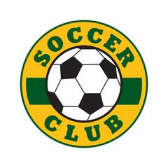 Soccer club sign