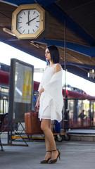 Travel woman