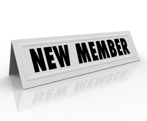 New Member Introduction Welcome Joining Committee