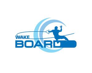 wakeboarding logo