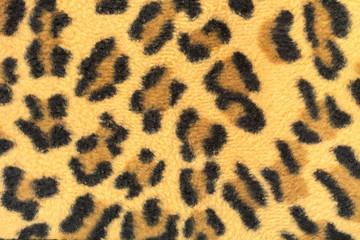 stripes leopard fabric