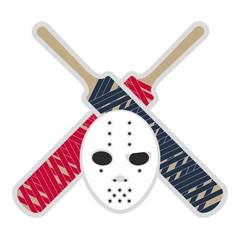 Cricket Mask