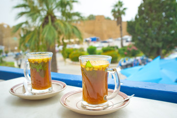 The arabic tea