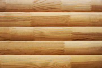 Wooden slats. Background