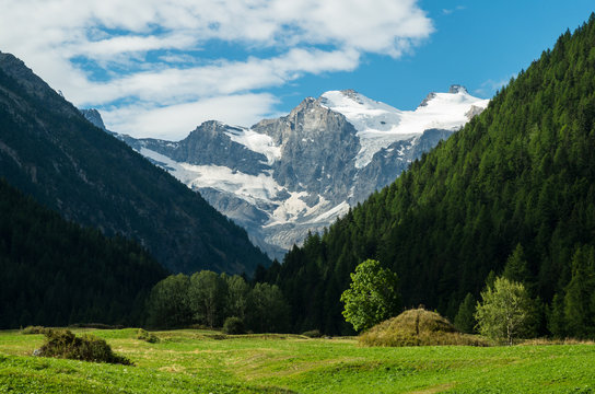 Cogne and the Gran Paradiso National Park