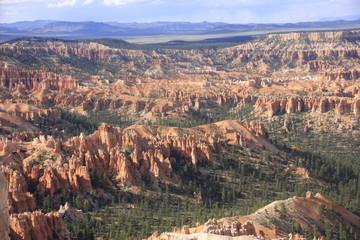 érosion à Bryce Canyon
