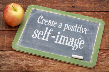 Create positive self image