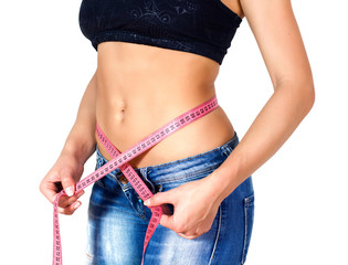 Slim Fit Diet Weight Measuring Waist