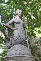 Milano-Parco Sempione: Ponte Sirenette
