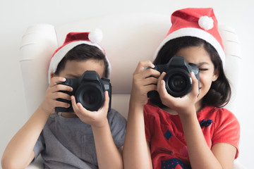 Taking pictures at Christmas / Photography and Christmas