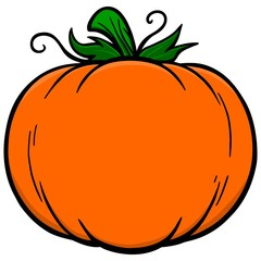 Fall Pumpkin Icon