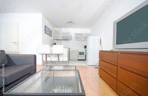 Wunderbar Moderne Einrichtung Eines Apartments