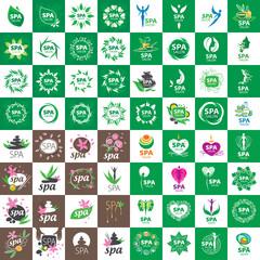 logos for spa
