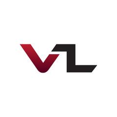 Modern Initial Logo VL