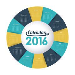 calendar year 2016