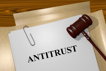 Antitrust concept