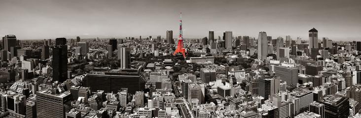 Wall Mural - Tokyo Skyline