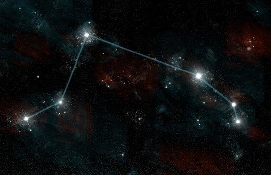 The Constellation of Aries
