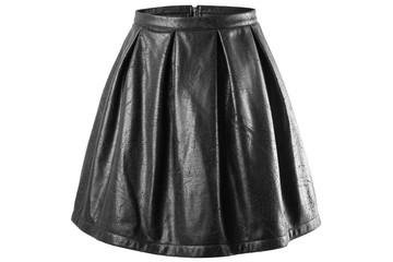 Obraz black leather skirt - fototapety do salonu