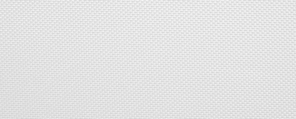texture of white canvas background Fotomurales