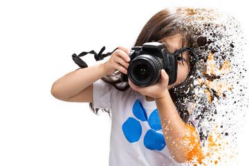 Creativity Concept Background / Creativity Concept / Creativity Concept Illustrated by Photographer