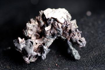 raw silver ore