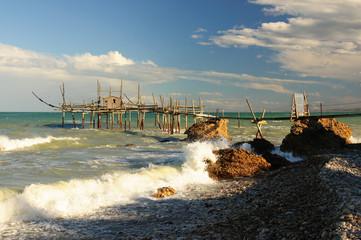 Abruzzo Trabocco GPS