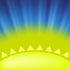 Part of Yellow Sun