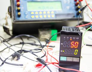 Electronics circuit repair service