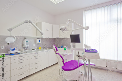 a dental clinic interior design stock photo and royalty free images
