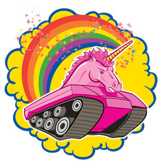Unicorn Tank