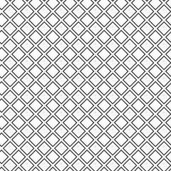 Seamless waffle texture black and white