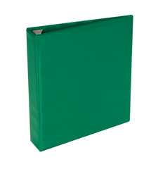 Green Office Folder