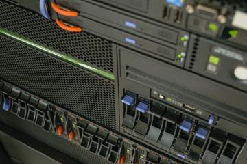 Server and raid storage