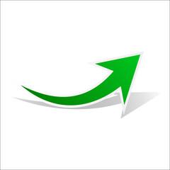 Green best arrow