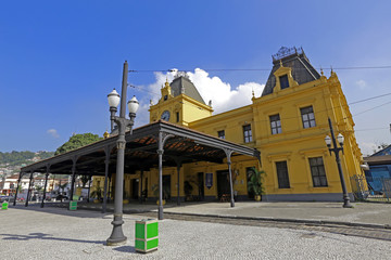 Old Valongo's train station, built in 1867