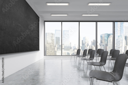 Minimalist Classroom Noise ~ Quot a classroom or presentation room in modern university