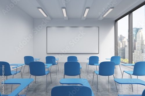 Modern University Classroom Design : Quot a classroom or presentation room in modern university